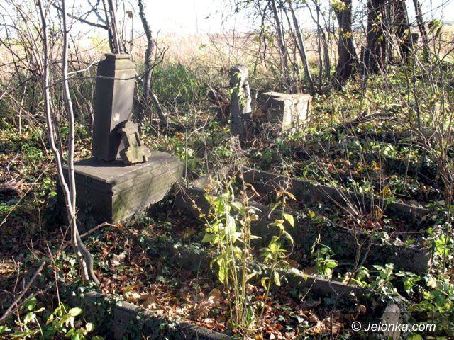 Region Jeleniogórski: Stare nekropolie skazane na zapomnienie