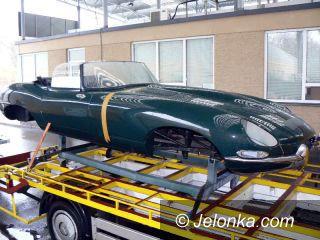 Region Jeleniogórski: Części zabytkowych jaguarów nie wyjadą z Polski