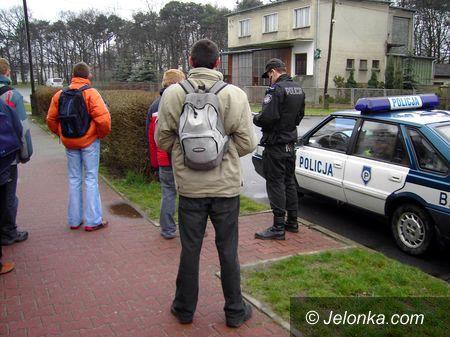 Dolny Śląsk: Szkolny areszt za wagary