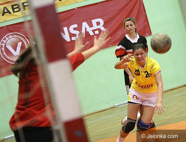 JELENIA GÓRA: Drugie zwycięstwo juniorek w turnieju