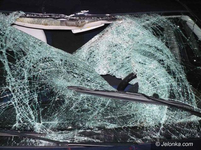 JELENIA GÓRA: Świadkowie wypadku poszukiwani