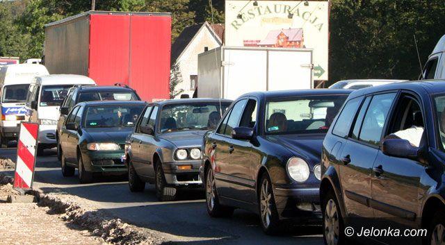 Region Jeleniogórski: Drogi nowe i do remontu – będzie mniej korków?