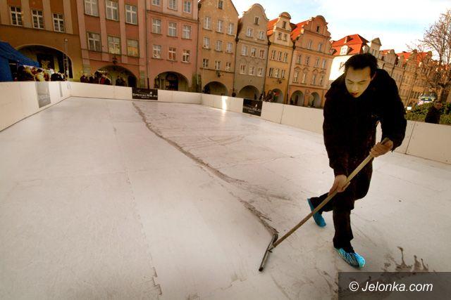 JELENIA GÓRA: Piruety na polimerze – lodowisko otwarte