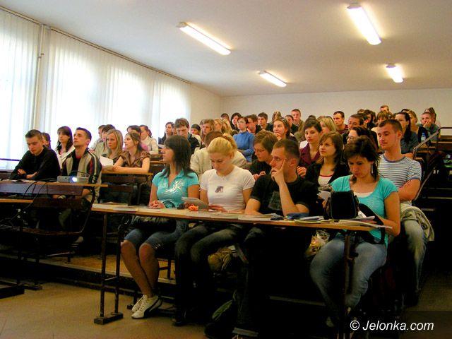 JELENIA GÓRA: Tydzień uniwersyteckich specjalności