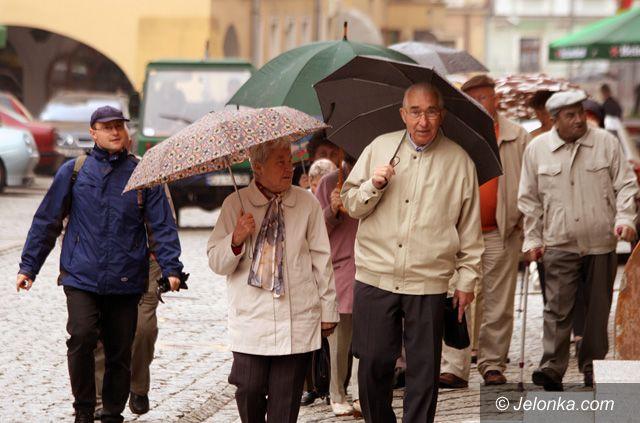 Region Jeleniogórski: Ciągle leje! Służby kryzysowe w stanie gotowości
