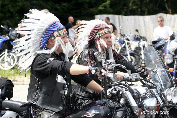 SZKLARSKA PORĘBA: Szklarską opanowały motocykle