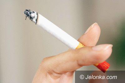 JELENIA GÓRA/ KRAJ: Nadchodzą ciężkie czasy dla palaczy tytoniu