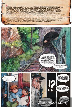 JELENIA GÓRA: Jubileusz w plenerze i w komiksie