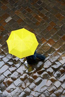 Region Jeleniogórski: Długi weekend: ciągle pada i będzie padać