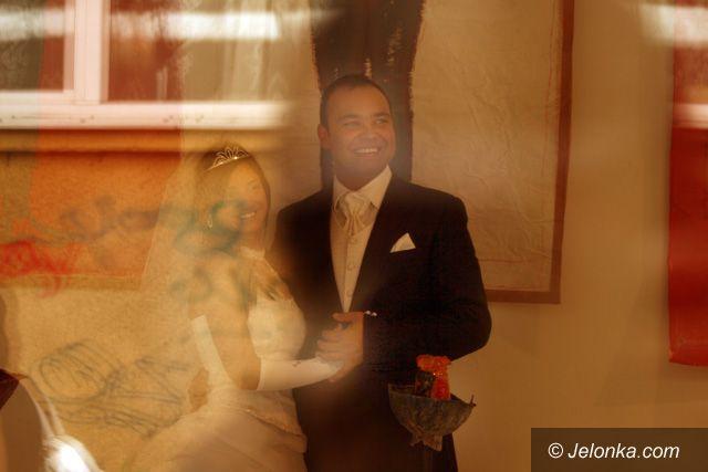 JELENIA GÓRA: Pamiątka ze ślubu wśród… eksponatów