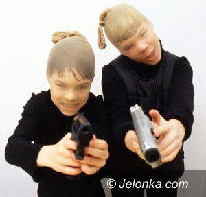 Region Jeleniogórski: Dzieci na poważnie bawiły się w złodziei