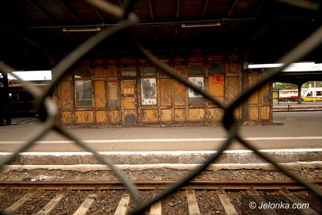 JELENIA GÓRA: Stacja Jelenia Góra powita odnowiona
