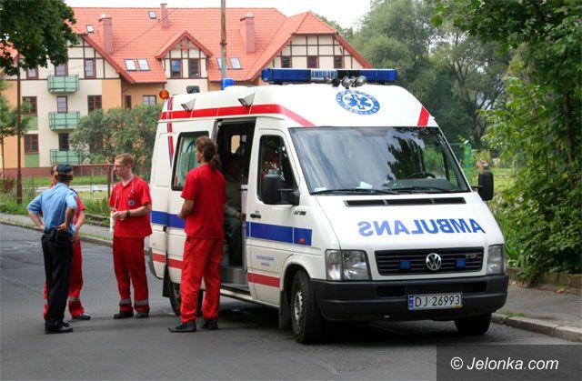 JELENIA GÓRA: Strażnik miejski uratował życie niedoszłej samobójczyni