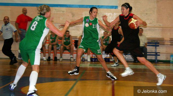 Jelenia Góra: Wakacyjna, sparingowa forma koszykarek ekstraklasy