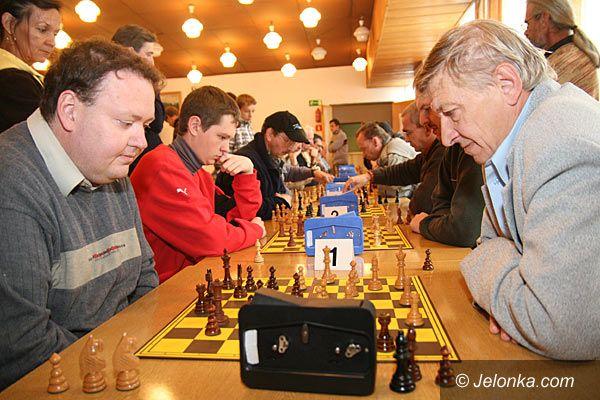 JELENIA GÓRA: Liczny udział zawodników w turnieju szachowym Września Jeleniogórskiego