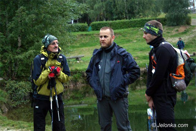 REGION JELENIOGÓRSKI: Przeszli Kotlinę Jeleniogórską