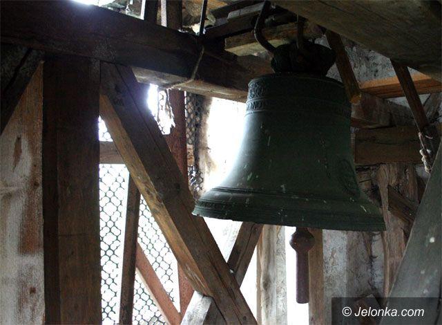 REGION JELENIOGÓRSKI: Z kościelnej wieży widokowa