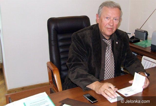 JELENIA GÓRA: Jan Miodek na urodziny Kolegium Karkonoskiego