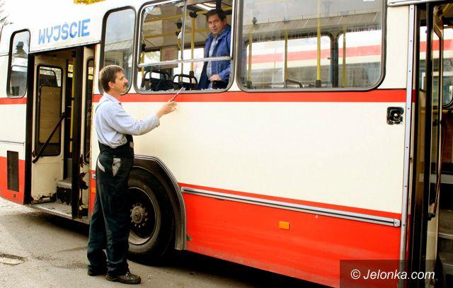 JELENIA GÓRA: Zdemolowali cztery autobusy i tyranizowali kierowców