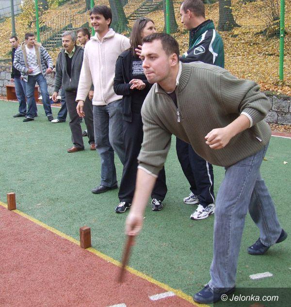 Jelenia Góra: Skandynawska gra Kubb i młodzież