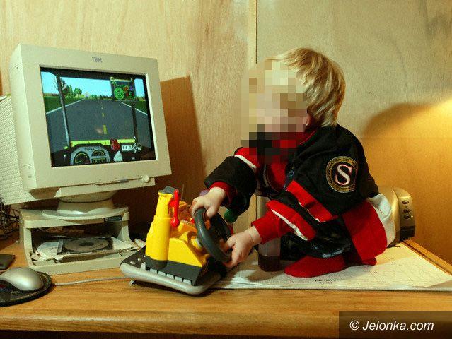 JELENIA GÓRA/ REGION: Małolaci szarżują na drogach