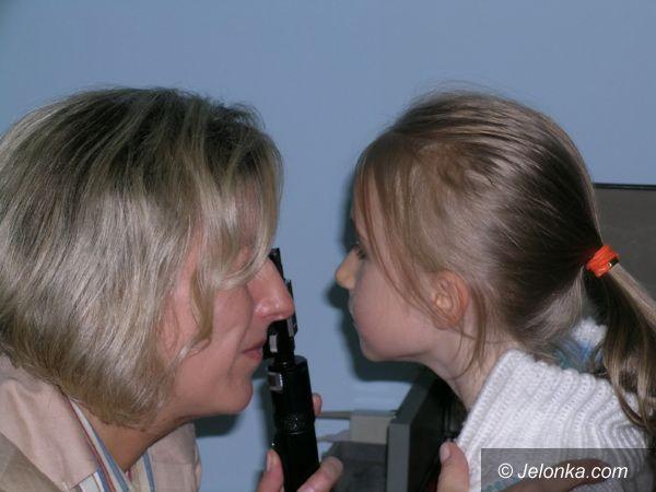 Jelenia Góra: Dobry wzrok dziecka to podstawa jego rozwoju