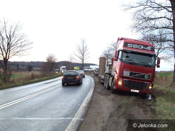 REGION: Kraksa na trasie do Wrocławia