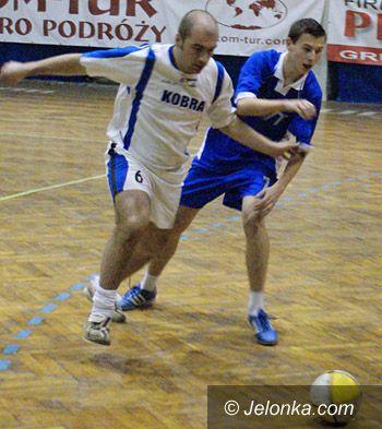 Jelenia Góra: Niedzielne dokończenie V kolejki II Ligi Futsalu.