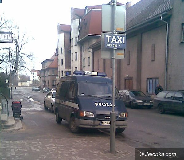 REGION: Niebieska taksówka