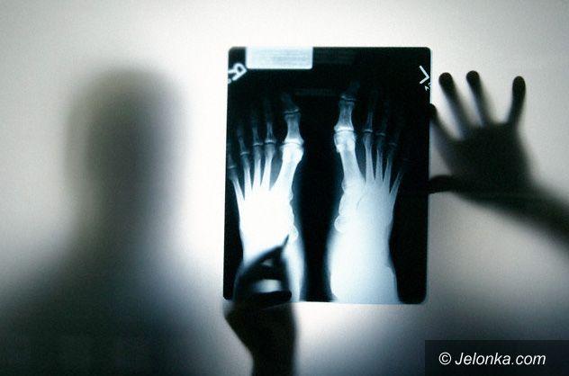JELENIA GÓRA: Szpital wojewódzki bez rentgena
