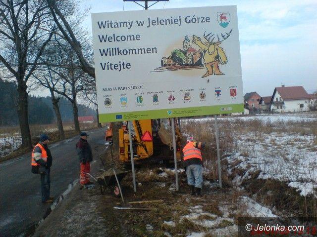 JELENIA GÓRA: Jelenia Góra wita was!