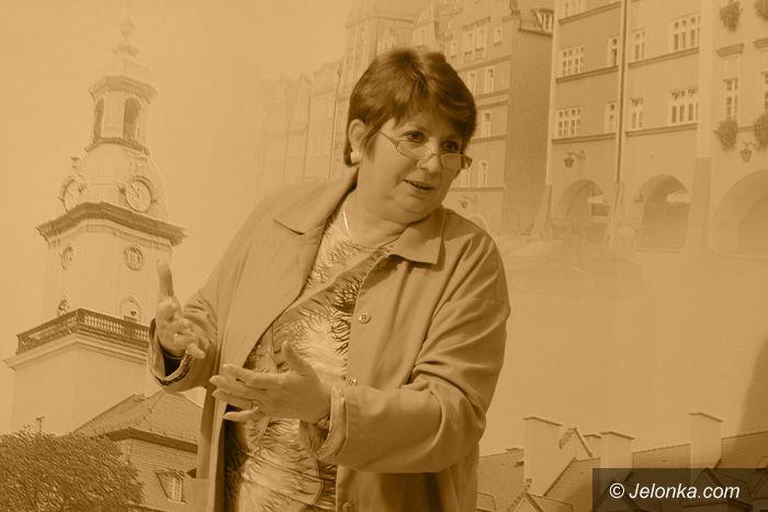 JELENIA GÓRA: W starym kinie z Urszulą Liksztet