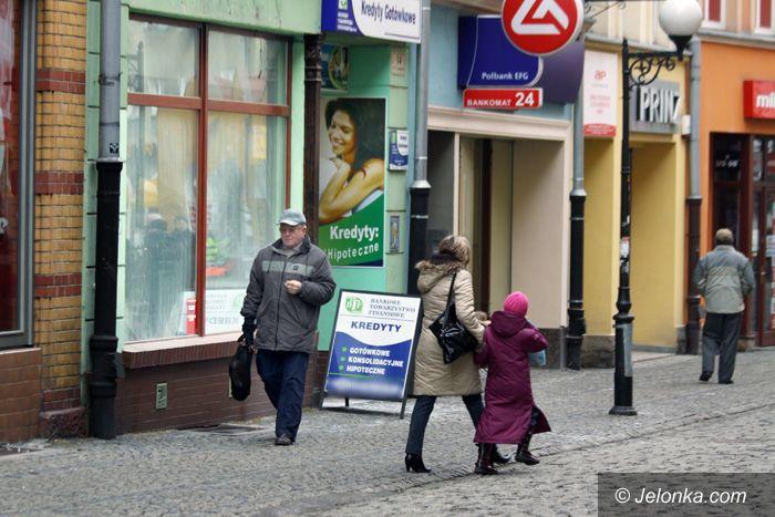 JELENIA GÓRA: Znikają sklepy z traktu śródmiejskiego