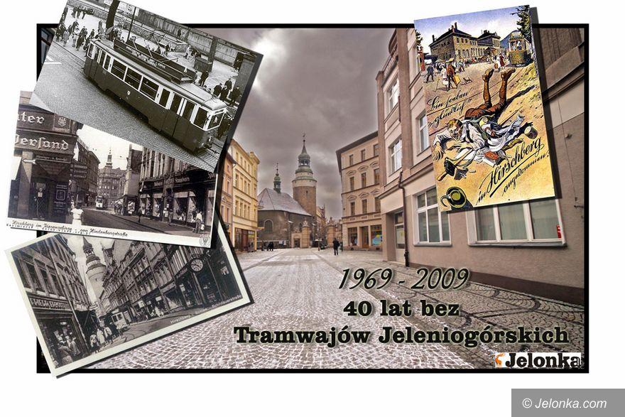 JELENIA GÓRA: Rowerami tam, gdzie jeździły tramwaje