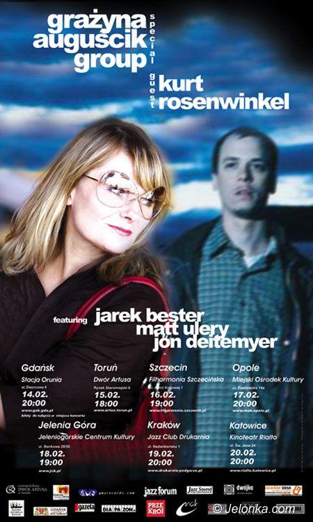 Jelenia Góra: Światowej sławy jazzmanka w JCK
