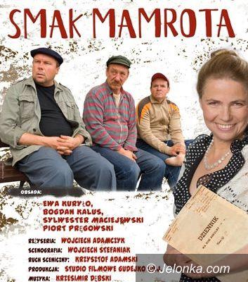 Jelenia Góra: Wejściówki na spektakl Smak Mamrota