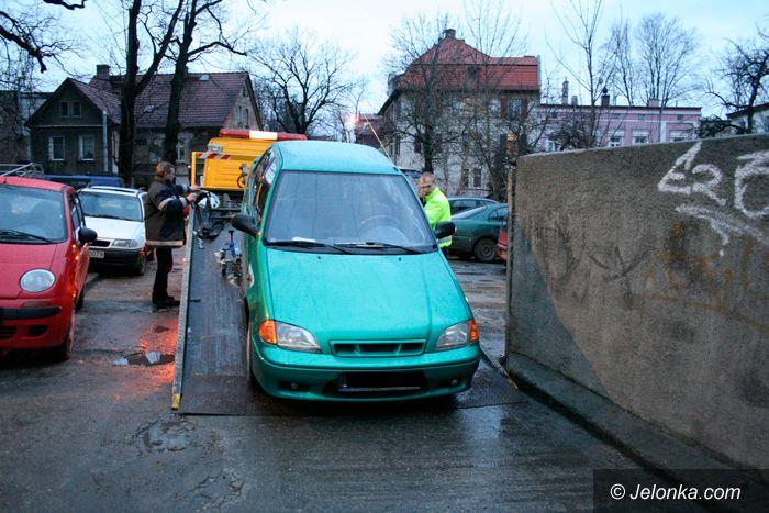JELENIA GÓRA: Słone koszty parkingowej bezmyślności