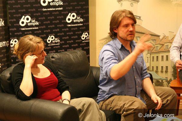 Jelenia Góra: Twórcza spowiedź Klemma w Empiku
