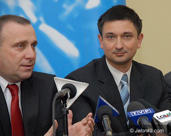 REGION JELENIOGÓRSKI/KRAJ: Senator Misiak złożył rezygnację