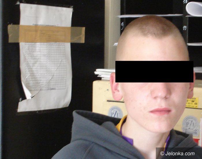 JELENIA GÓRA: Lepkie ręce Kamila P. – nastolatek okradał samochody