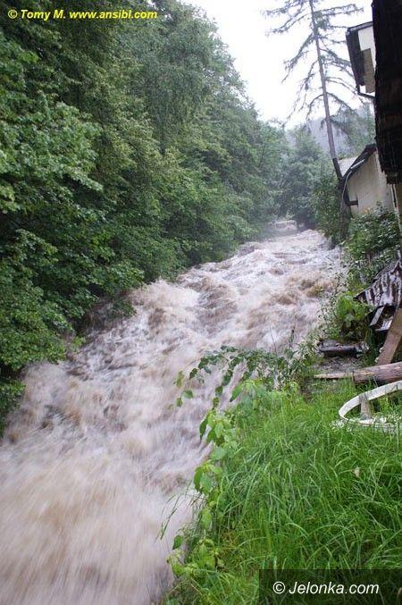 REGION: Wielka woda z gór