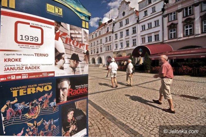 JELENIA GÓRA: Huczny początek września w Rynku