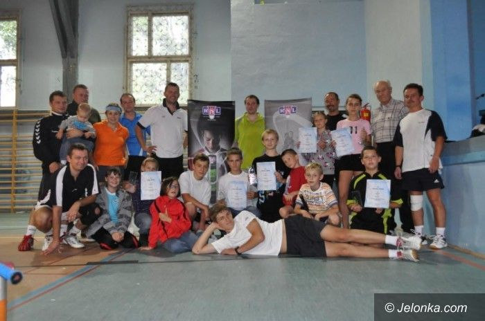 Jelenia Góra-Cieplice: Badminton na otwarcie Września Jeleniogórskiego