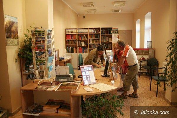 REGION: Informacje turystyczne w kolejce po gwiazdki