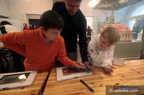 JELENIA GÓRA: Pomaluj swój świat na kawałku szkła