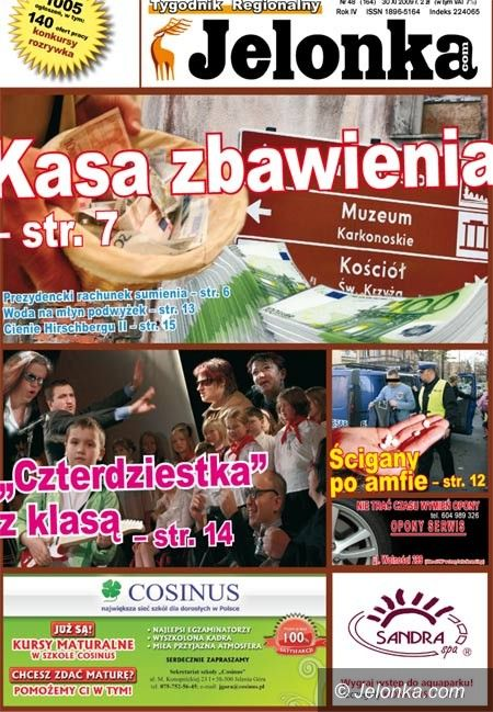 REGION: Tygodnik Jelonka.com od poniedziałku w kioskach