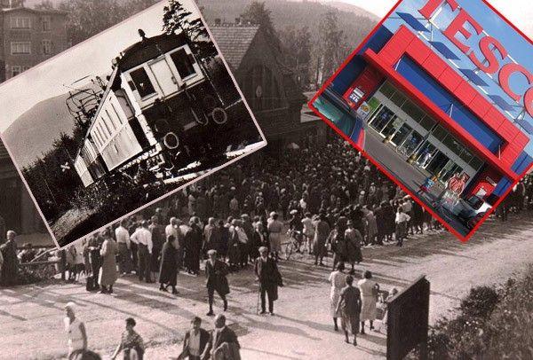 Czy budowa marketu wyklucza reaktywację linii kolejowej i powrót do czasów jej świetności?