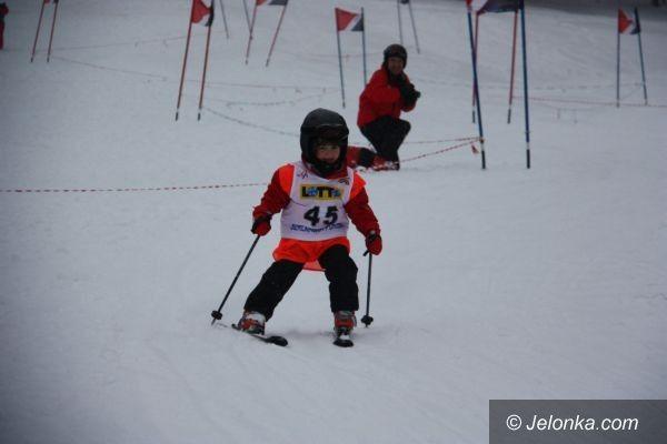 Szklarska Poręba: Przedszkolaki na nartach