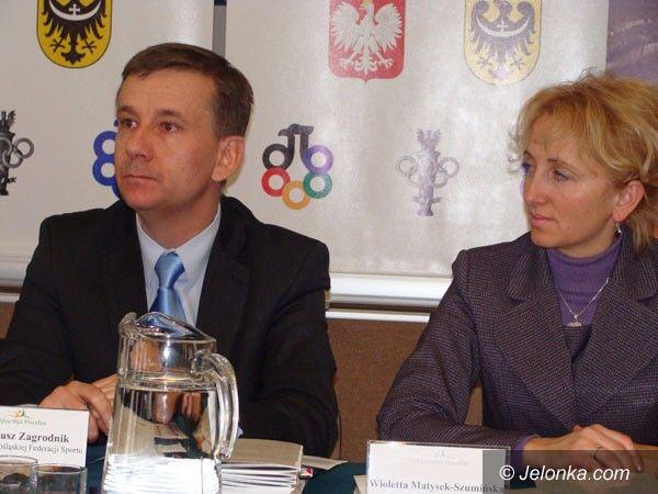 SZKLARSKA PORĘBA: Dolny Śląsk gospodarzem olimpiady