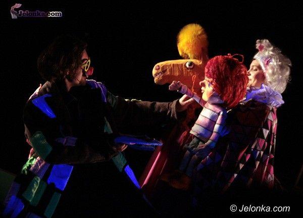 JELENIA GÓRA: Czarny teatr dla każdego – VIDEO